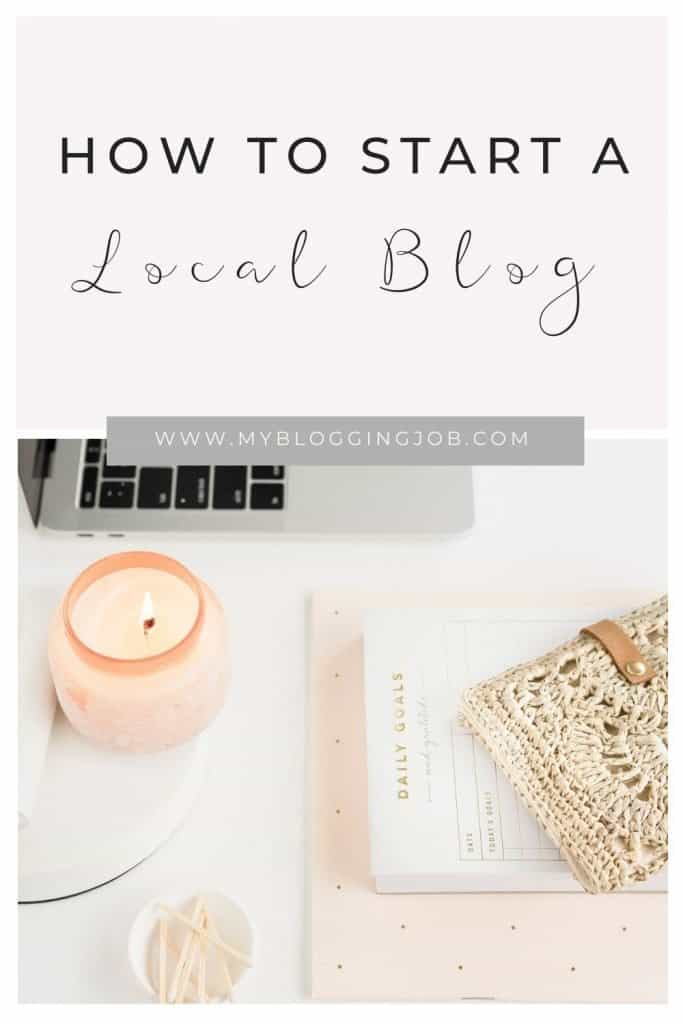 How to Start a Local Blog 01